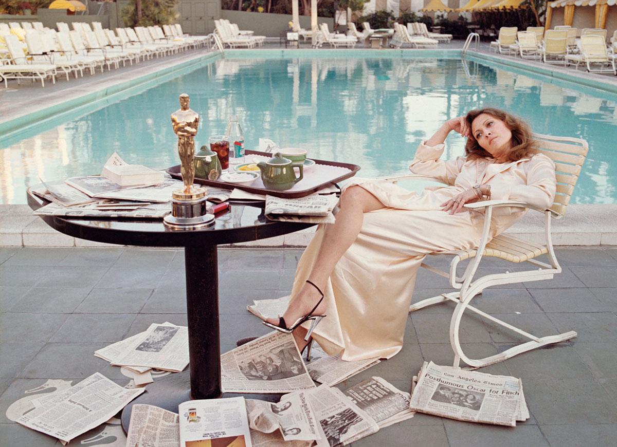 Fotokonstutställning – Terry O'Neill: Icons