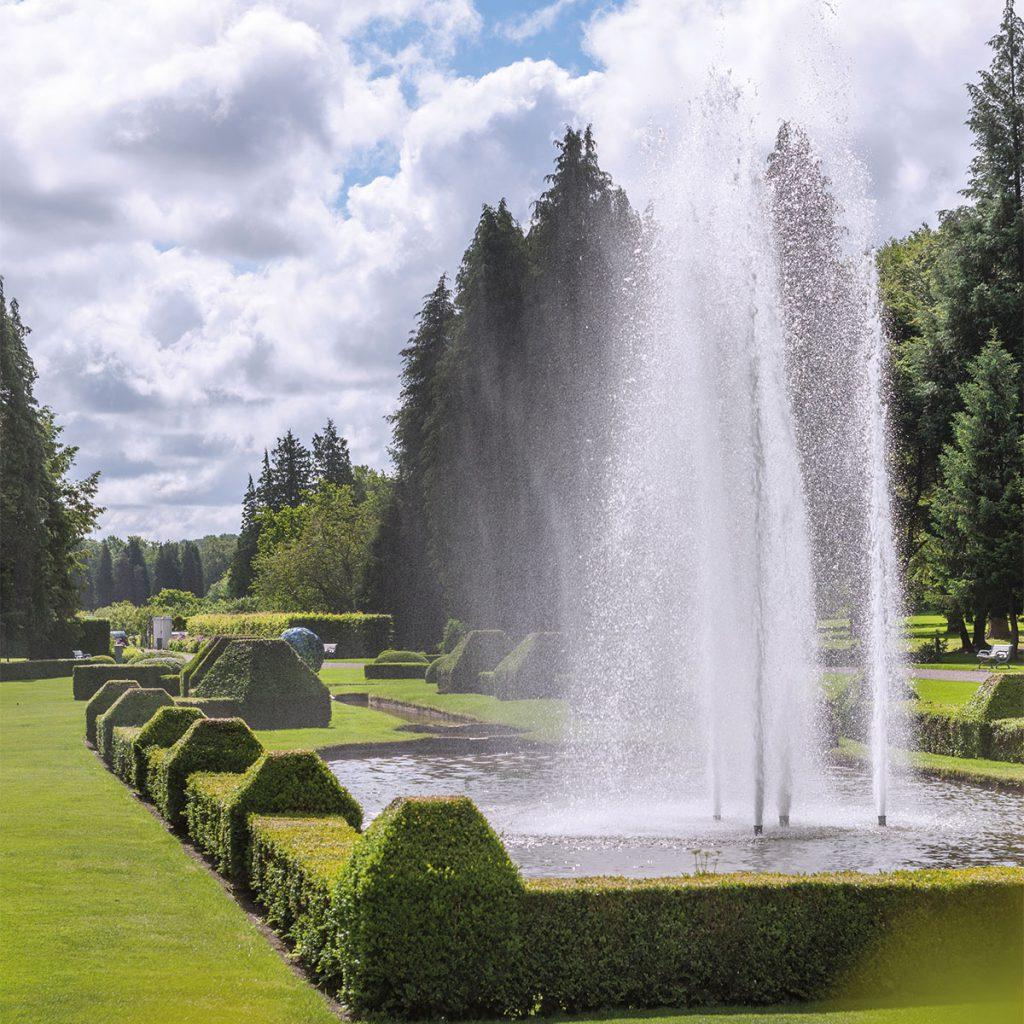 Barockträdgården