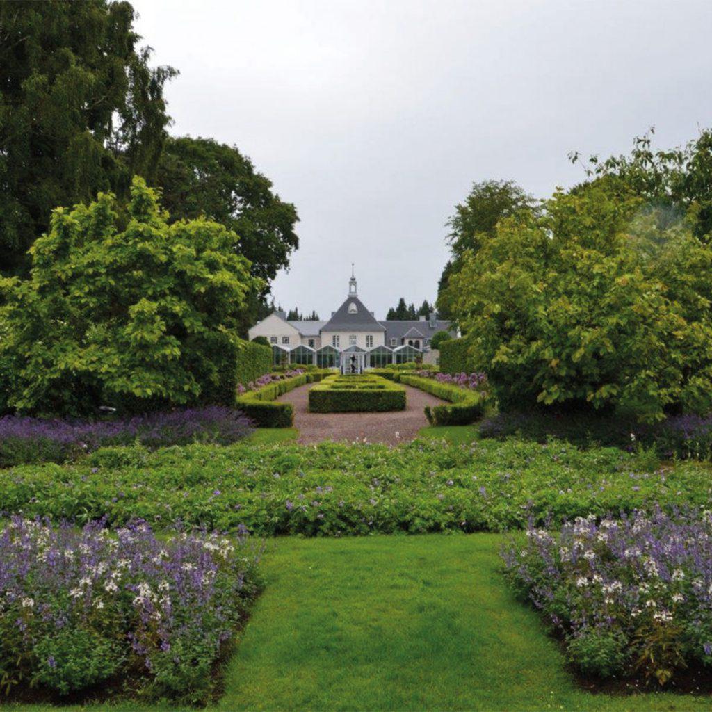 Renässansträdgården och nordtyska planteringen