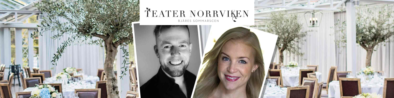 Afternoon Tea Konsert med Andreas Eldeen – gästartist Elin Bemark
