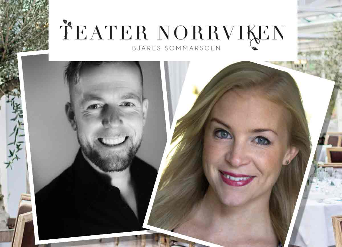 Afternoon Tea Konsert med Andreas Eldeen – gästartist Elin Bemark