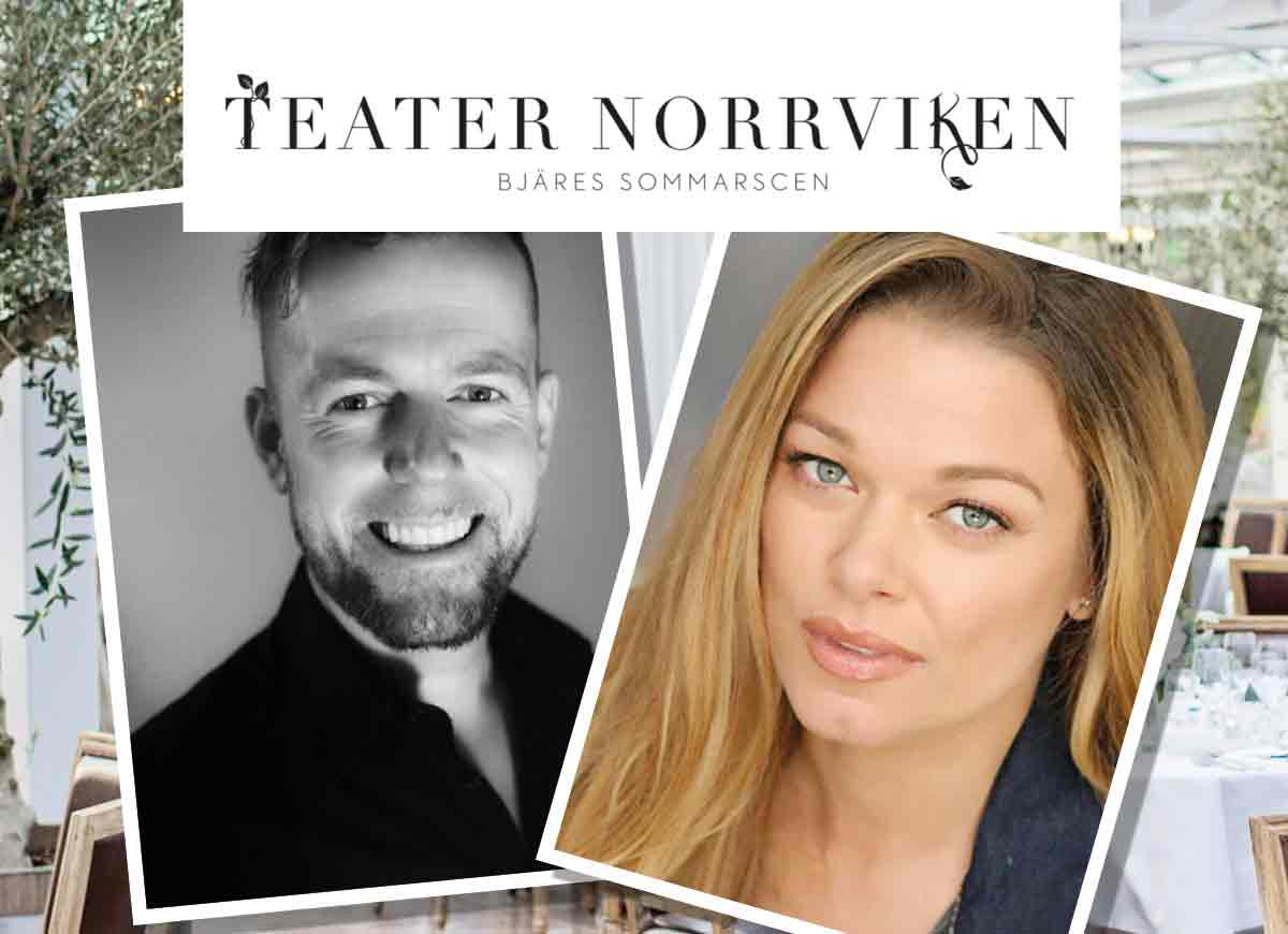 Afternoon Tea Konsert med Andreas Eldeen – gästartist Nina Pressing