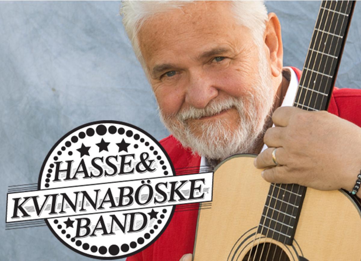 Hasse Andersson & Kvinnaböske Band