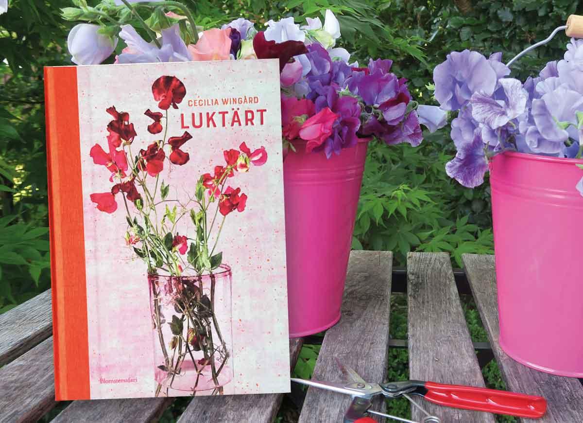 Trädgårdsinspiration – Föreläsning med Cecilia Wingård