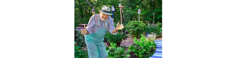 Invigning av Hasses glada trädgård