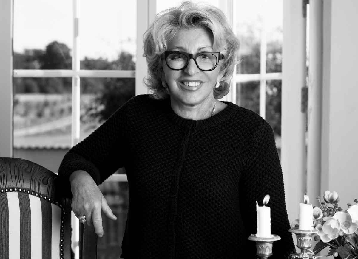 """Möt Karin Laserow, känd från tv-programmet """"Bytt är bytt"""""""