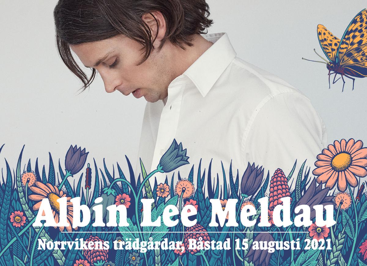 Sommarkväll med Albin Lee Meldau