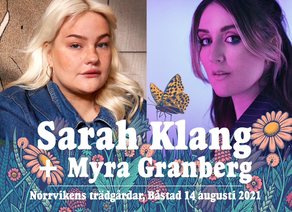 Sommarkväll med Sarah Klang + Myra Granberg
